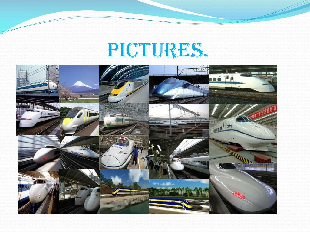 PPT - BULLET TRAINS PowerPoint Presentation - ID:2485162