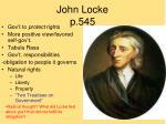 john locke p 545