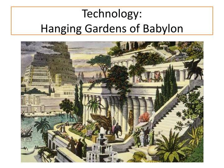 Technology: