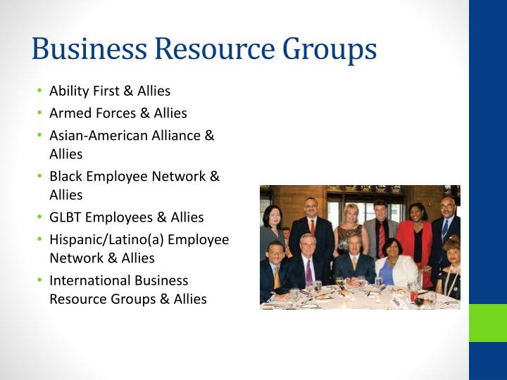 Business Resource Groups