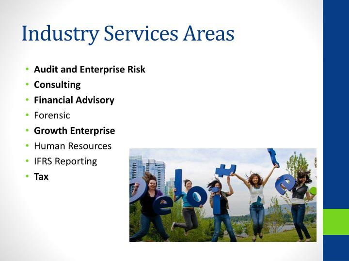 Industry Services