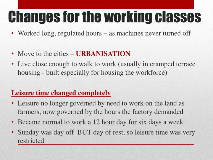Worked long, regulated hours – as machines never turned off