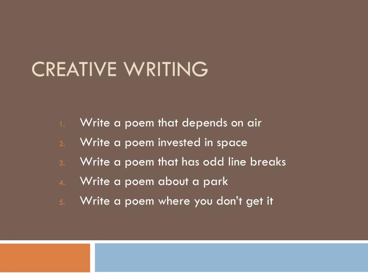 creative writing powerpoint Extra large creative writing templates and unique student projects that will bring excitement and fun to your writing program.