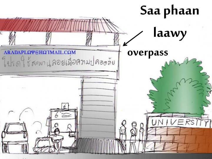 Saa phaan laawy