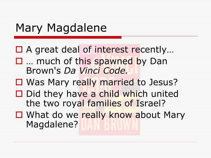 Mary magdalene1