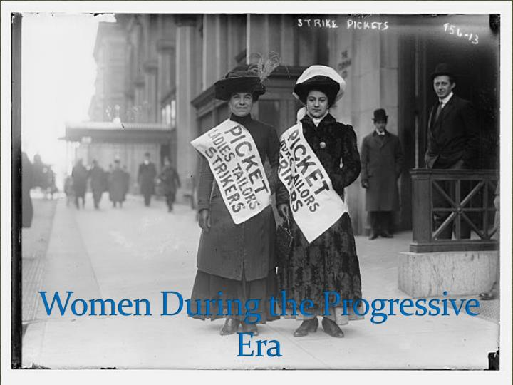women during the progressive era essays The progressive era - 1900 - 1920 learn with flashcards, games, and more — for free.