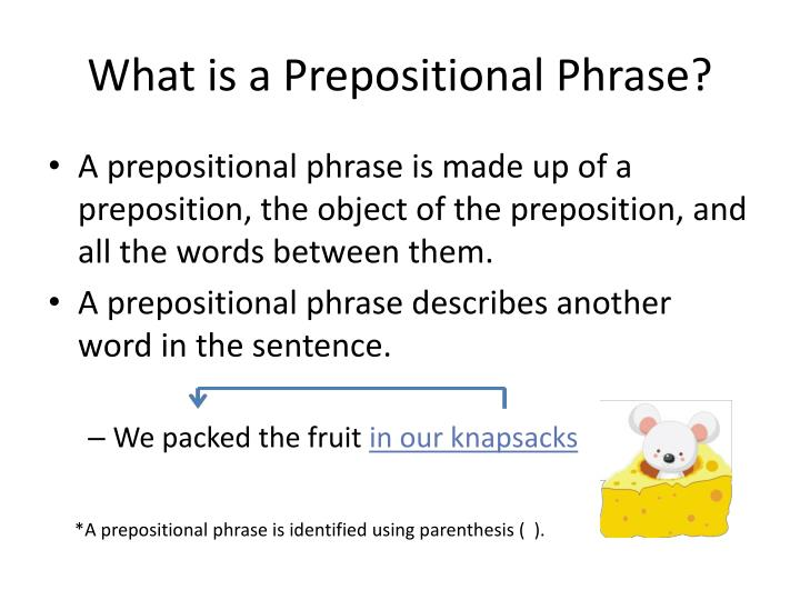 PPT PREPOSITIONS PowerPoint Presentation ID 2491071