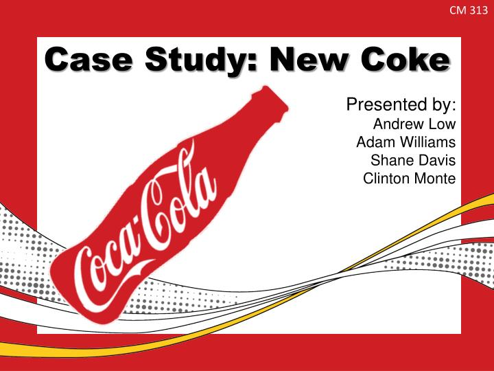 case study for coca cola vs pepsico Coca-cola vs pepsi-cola (a) case solution, focuses on the competitive interaction between coca-cola and pepsi-cola, and specifically the effects of its dominance over other industry participants.