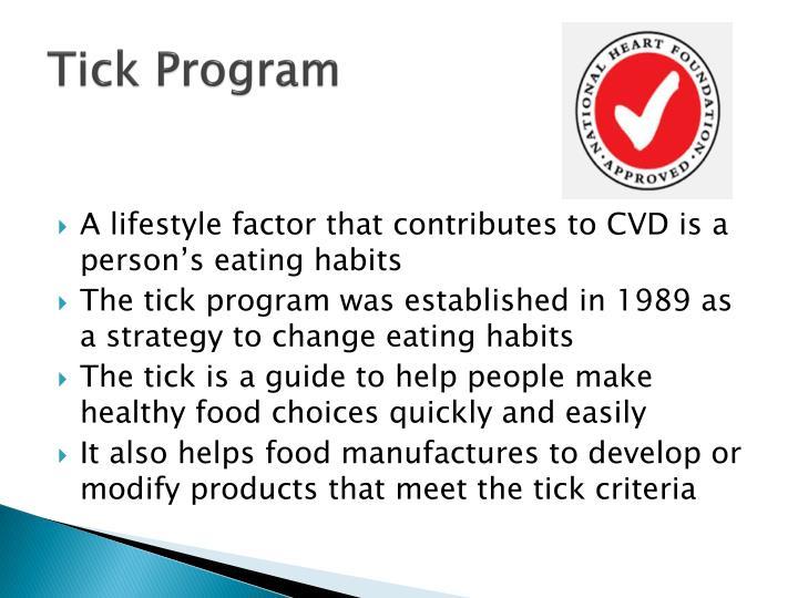 Tick Program