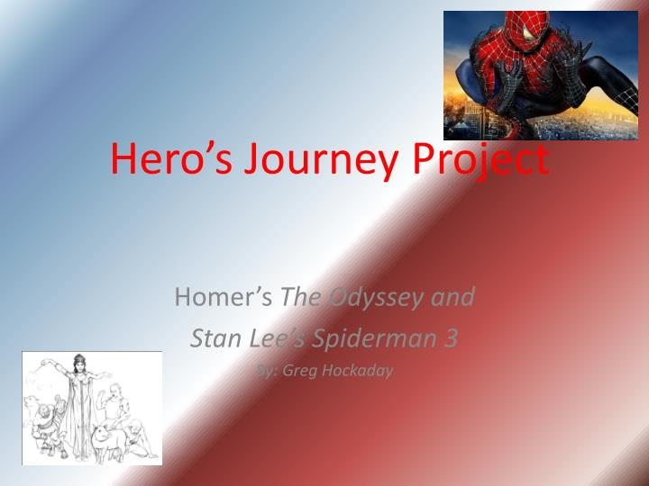 the odyssey hero s journey