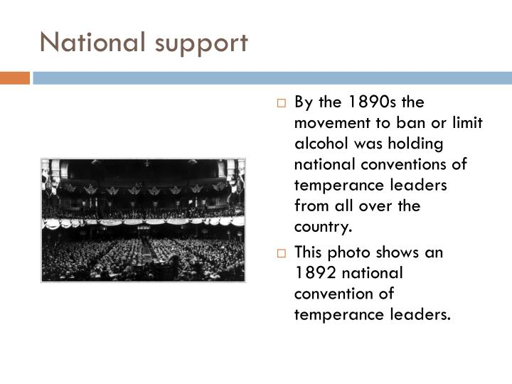 National support