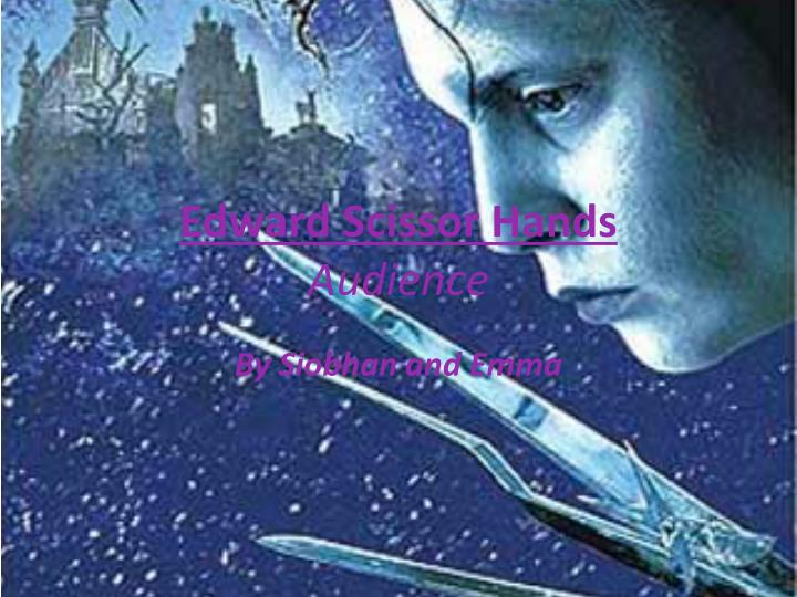 comparative essay edward scissor hands and Edward scissorhands theme essay exemplar help to write a master's thesis may 2, 2018 by mrw i'm searching for something that might not exist and nothing but cs research papers come up #winning #tigerblood.