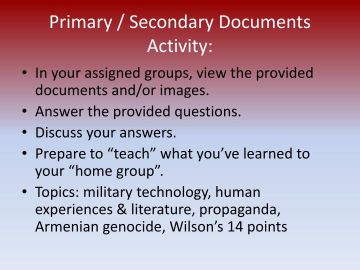 primary secondary groups Primary relationships are most common in small and traditional societies a primary group is a group in which one exchanges implicit items, such as love, caring & concern primary groups are composed of people who are emotionally closed, concerned for each other`s welfare and share a sense of we.