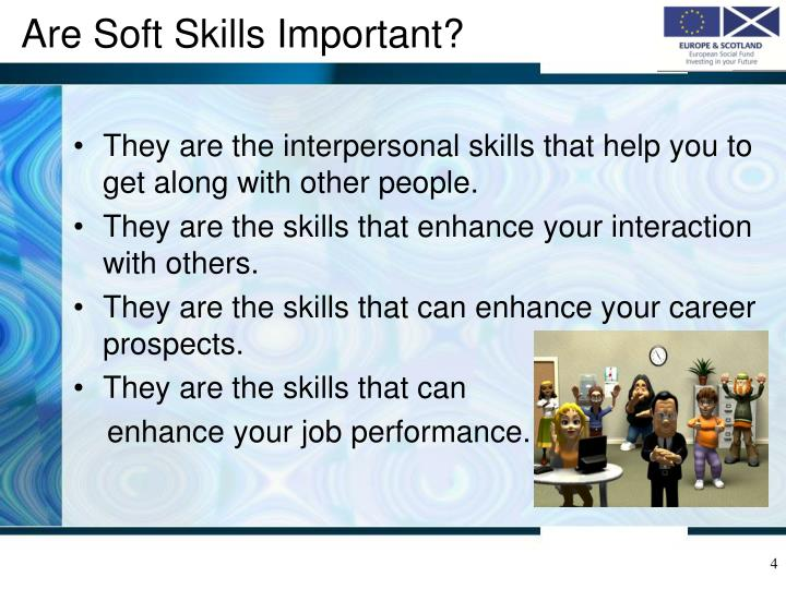 Ppt Soft Skills Sometimes Known As People Skills