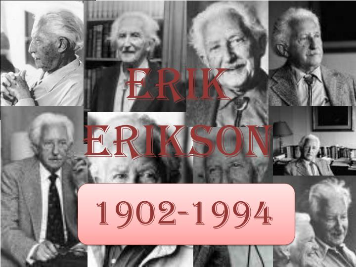 erick erickson a psychoanalytical perspective on The writings of the late erik h erikson (1) erikson, psychology, and religion authors psychoanalytic perspectives.