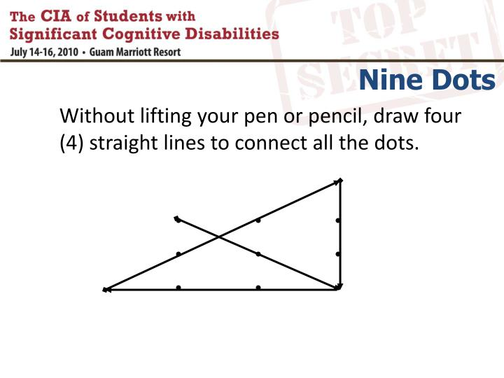 Drawing Lines Without Lifting Pen : Ppt steps to improve collaborative skills powerpoint
