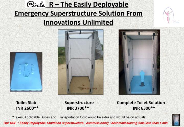 R – The Easily Deployable