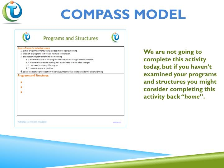 Compass model