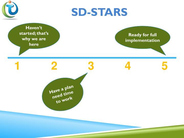 SD-Stars