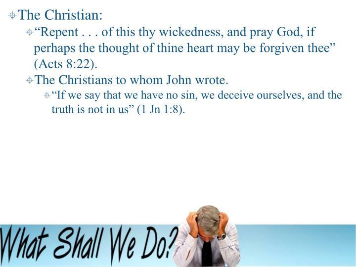 The Christian:
