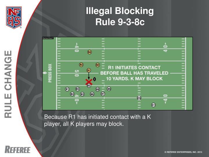 Illegal Blocking
