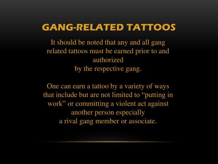 ppt santa cruz norte o tattoos powerpoint presentation