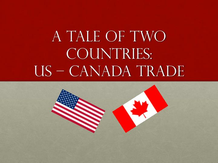 canada us trade relations