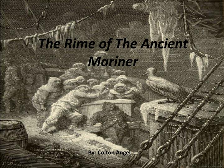 the rime of the ancient mariner themes essays