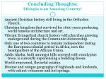 concluding thoughts ethiopia is an amazing country