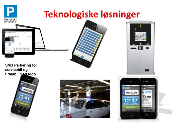 Teknologiske løsninger
