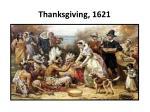 thanksgiving 1621