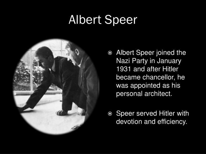 Albert speer1