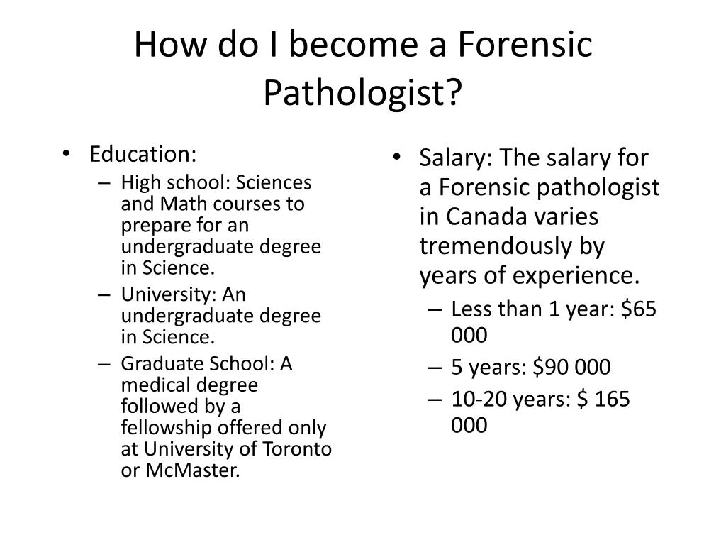 Ppt Forensic Technician Powerpoint Presentation Free Download Id 2502281