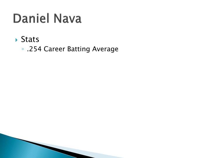 Daniel Nava