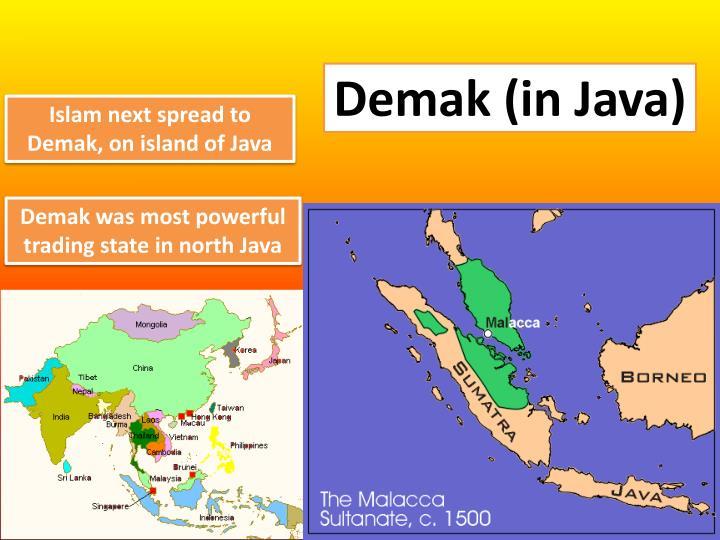 Demak (in Java)