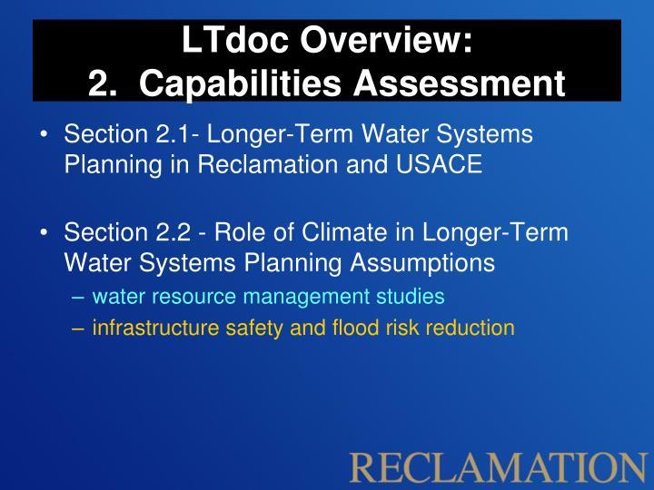 LTdoc Overview: