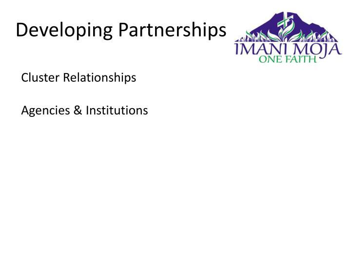 Cluster Relationships