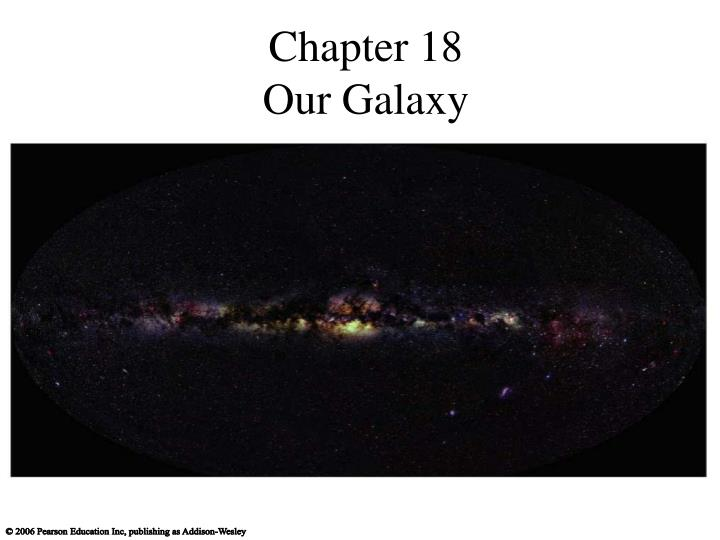 chapter 18 our galaxy n.