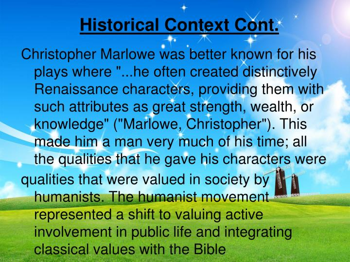 an analysis of the idea of love in the passionate shepherd to his love by christopher marlowe and th