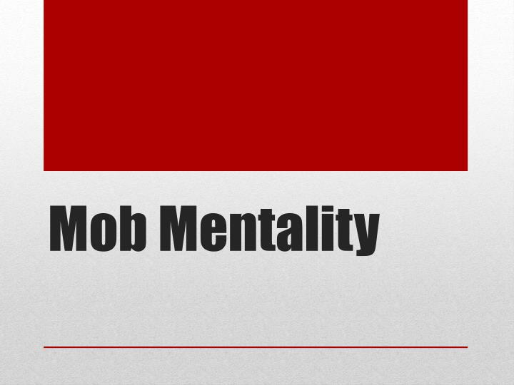 mob mentality a tale of two cities 7 quotes have been tagged as a-tale-of-two-cities: charles dickens: 'i see a beautiful city and a brilliant people rising from this abyss i see the live.