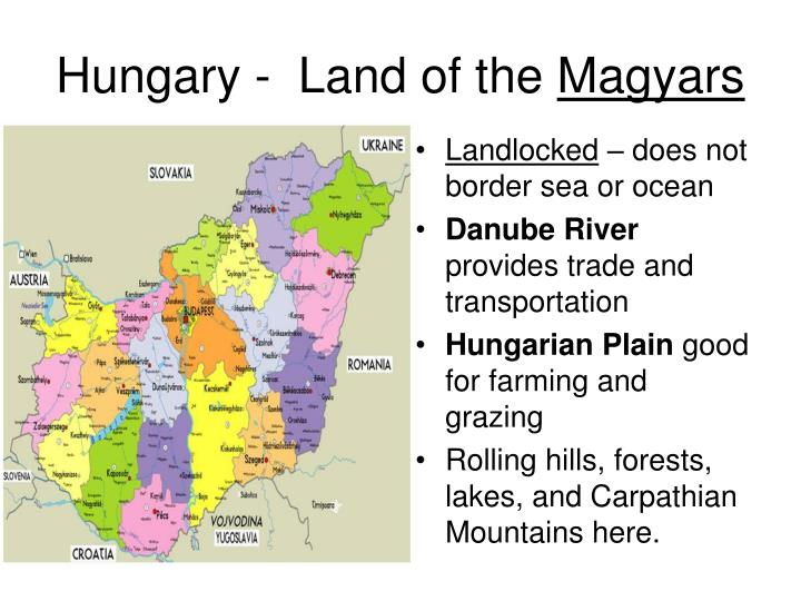 Hungary -  Land of the