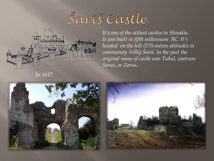 Ari castle