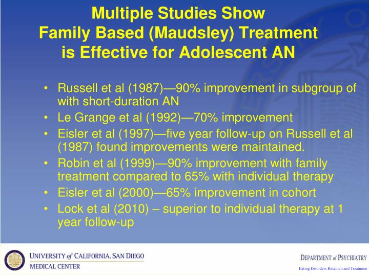 Multiple Studies Show