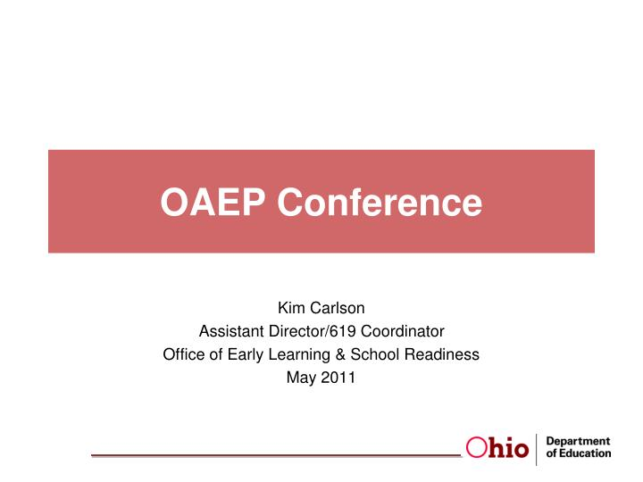 oaep conference n.