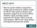 wecc 00741