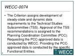 wecc 00742
