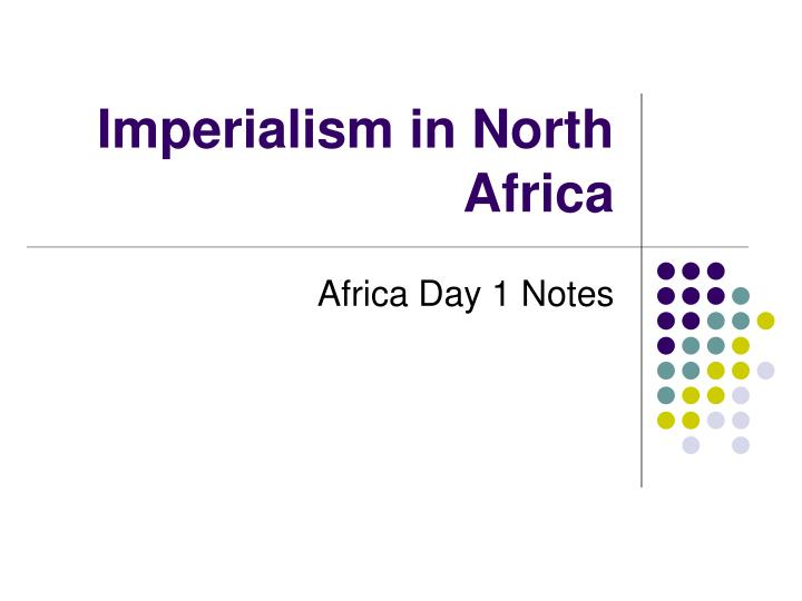 how did africans react to imperialism What lasting impacts did modern imperialism have on the world the profound consequences of imperialism are examined in the south african frontier and brazil, where politics, culture, industrial capitalism, and the environment were shaped and re-shaped.