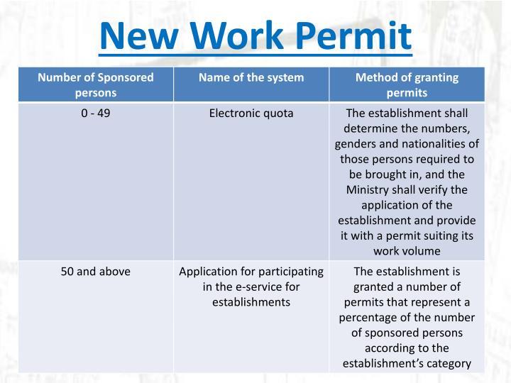 New work permit1