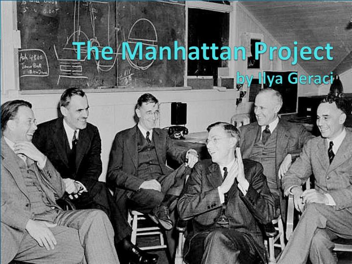 a look at the manhattan project Floy agnes lee's interview pueblo indians to work as a technician at the los alamos laboratory during the manhattan project and the look on their face was.