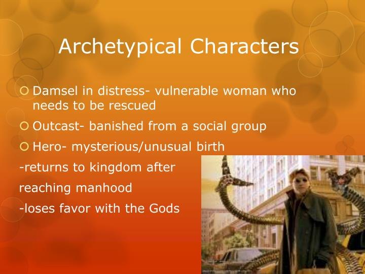 Archetypical Characters